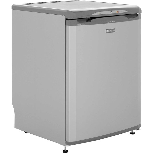 Hotpoint FZA36G.1 Frost Free Under Counter Freezer - Graphite - A+ Rated - FZA36G.1_GH - 1
