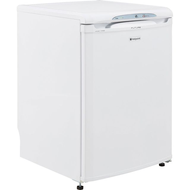 Hotpoint FZA36P.1 Frost Free Under Counter Freezer - White - A+ Rated - FZA36P.1_WH - 1