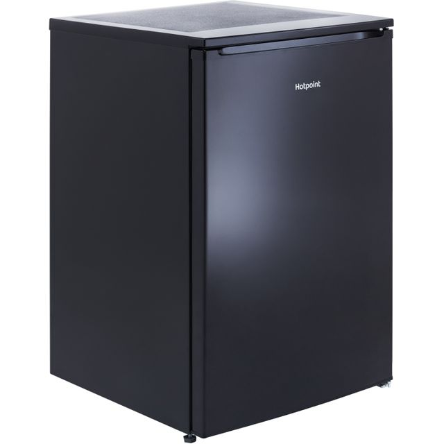 Hotpoint H55RM1110KUK Fridge - Black - A+ Rated