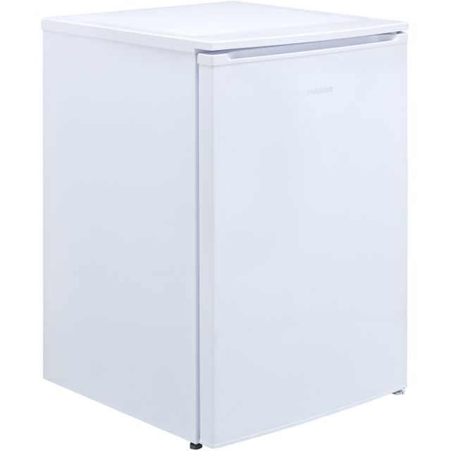 Hotpoint H55VM1110WUK Fridge with Ice Box - White - A+ Rated