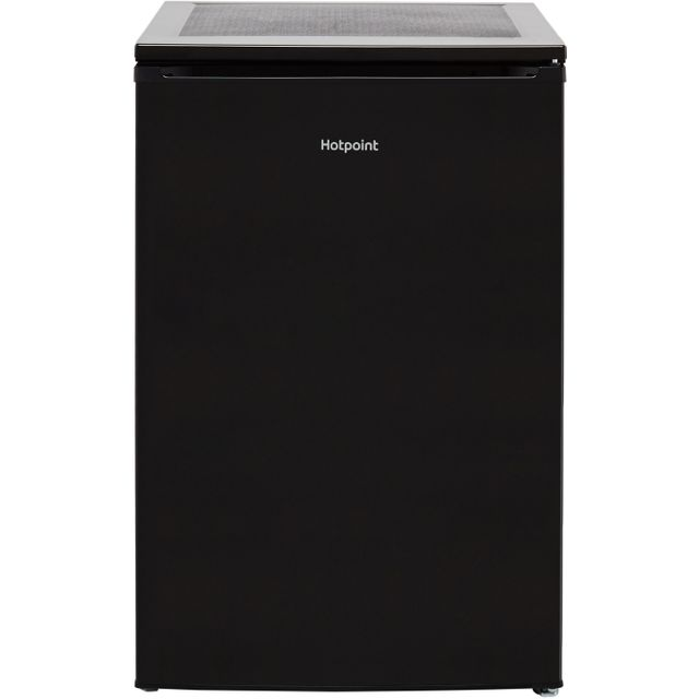 Hotpoint H55ZM1110KUK Under Counter Freezer - Black - A+ Rated
