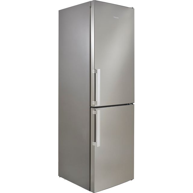 Hotpoint H5T811IMXH1 60/40 Frost Free Fridge Freezer - Stainless Steel Effect - F Rated