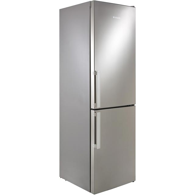 Hotpoint Day1 H5T811IMXH 70/30 Frost Free Fridge Freezer - Mirror Finish - A+ Rated Best Price, Cheapest Prices