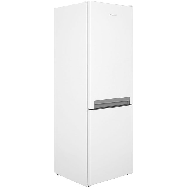 Hotpoint Day 1 H8A1EW.1 60/40 Fridge Freezer - White - A+ Rated - H8A1EW.1_WH - 1