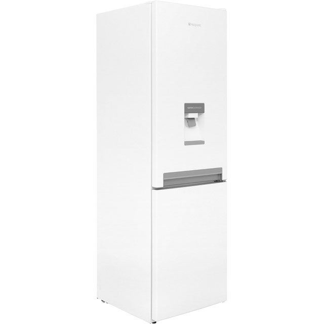 Hotpoint Day 1 H8A1EWWTD 60/40 Fridge Freezer - White - A+ Rated