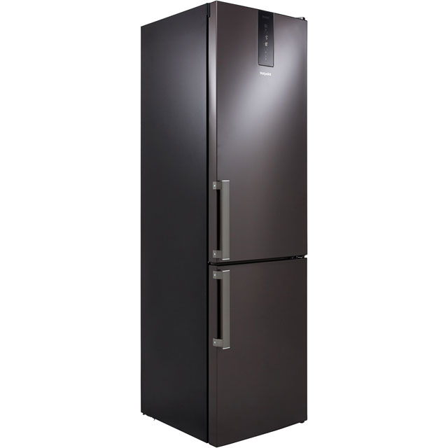 Hotpoint H9T921TKSH 70/30 Frost Free Fridge Freezer - Black / Stainless Steel - A++ Rated - H9T921TKSH_BSS - 1