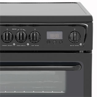 Hotpoint Newstyle HAE60PS Electric Cooker - White - HAE60PS_WH - 5