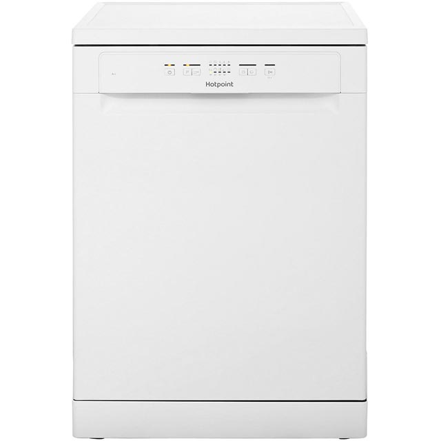 Hotpoint HAFC2B+26 Standard Dishwasher - White Best Price, Cheapest Prices