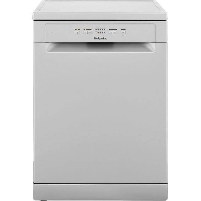 Hotpoint Standard Dishwasher - Silver - A++ Rated
