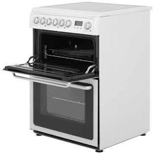 Hotpoint HARE60K Electric Cooker - Black - HARE60K_BK - 2
