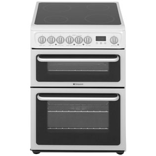 Hotpoint HARE60K Electric Cooker - Black - HARE60K_BK - 4