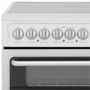 Hotpoint HARE60K Electric Cooker - Black - HARE60K_BK - 5