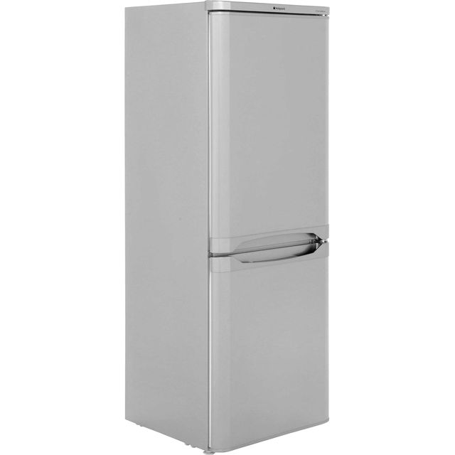 Hotpoint First Edition HBD5515S 60/40 Fridge Freezer - Silver - A+ Rated Best Price, Cheapest Prices