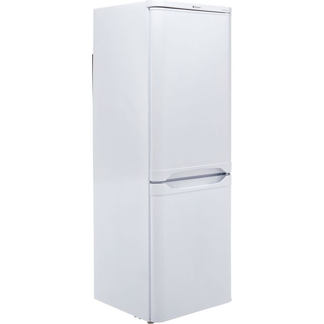 Hotpoint First Edition HBD5515W 60/40 Fridge Freezer - White - A+ Rated - HBD5515W_WH - 1