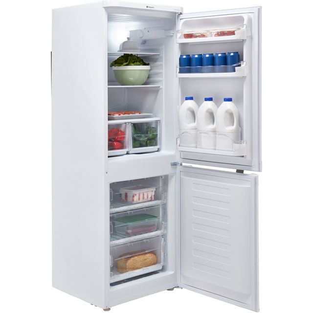 Hotpoint First Edition HBD5515S 60/40 Fridge Freezer - Silver - HBD5515S_SI - 3