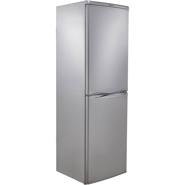 Hotpoint First Edition HBD5517S 50/50 Fridge Freezer - Silver - A+ Rated - HBD5517S_SI - 1