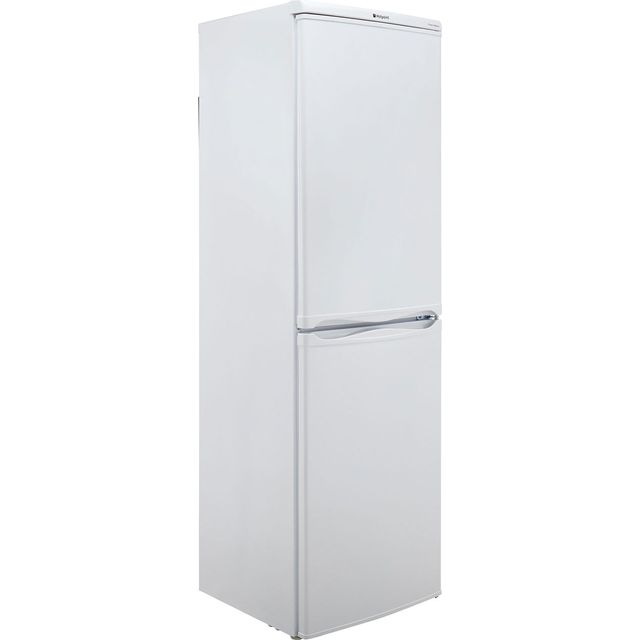 Hotpoint First Edition HBD5517W Fridge Freezer - White - HBD5517W_WH - 1