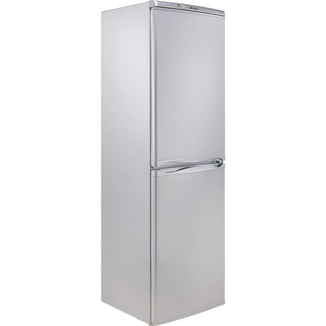 Hotpoint Aquarius HBNF5517S 50/50 Frost Free Fridge Freezer - Silver - A+ Rated Best Price, Cheapest Prices