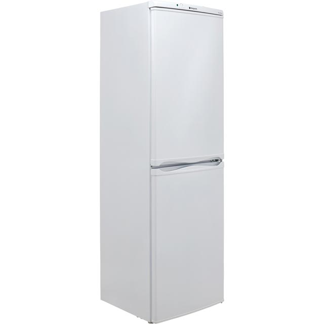 Hotpoint Aquarius HBNF5517W Fridge Freezer - White - HBNF5517W_WH - 1