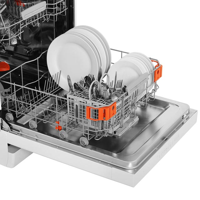 Hotpoint HFO3T222WGX Standard Dishwasher - Stainless Steel - HFO3T222WGX_SS - 5