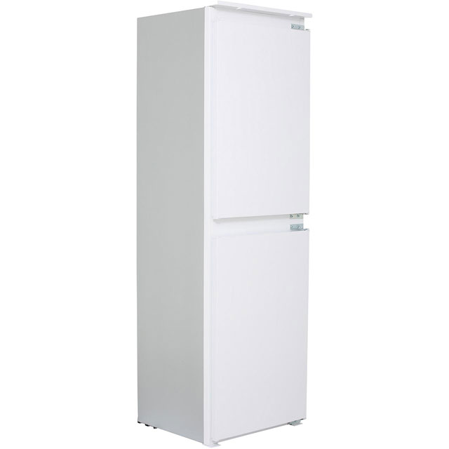 Hotpoint Day 1 HMCB50501AA.1 Integrated 50/50 Fridge Freezer with Sliding Door Fixing Kit - White - A+ Rated