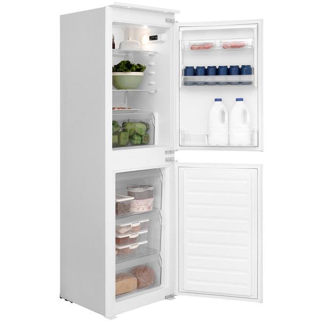 Hotpoint Aquarius HMCB5050AA Integrated Fridge Freezer in White