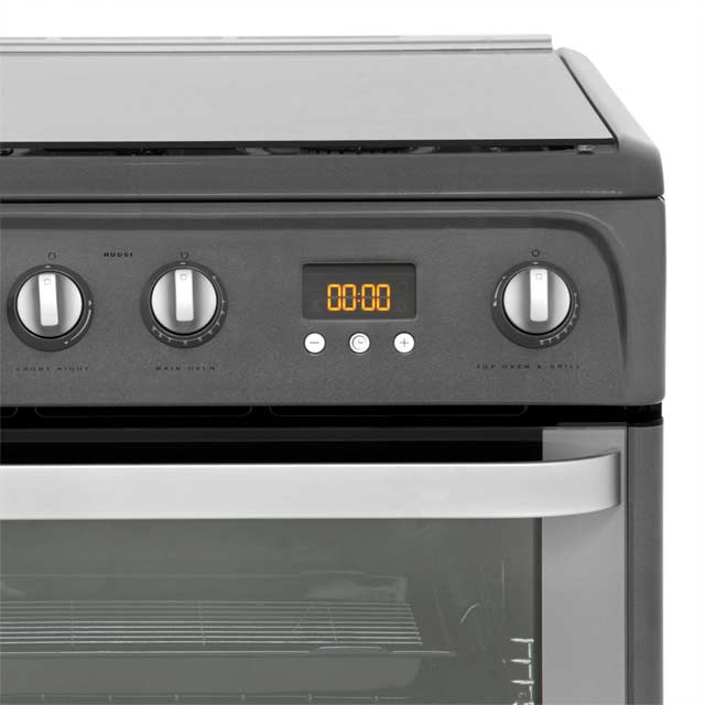 Hotpoint Ultima HUG61X Gas Cooker - Stainless Steel - HUG61X_SS - 5