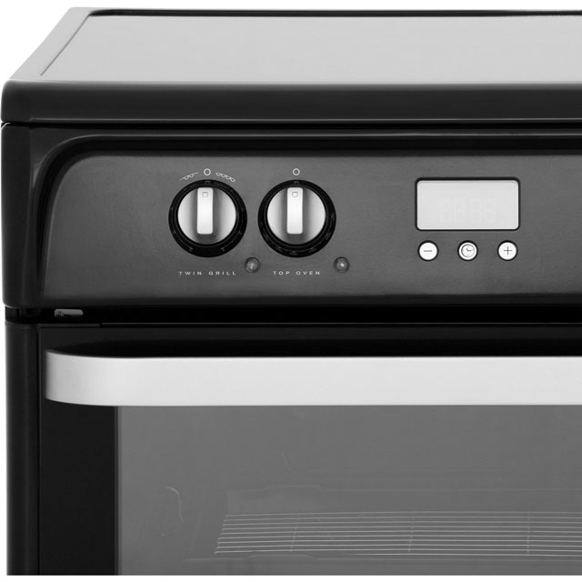 Hotpoint Ultima HUI614K Electric Cooker - Black - HUI614K_BK - 5