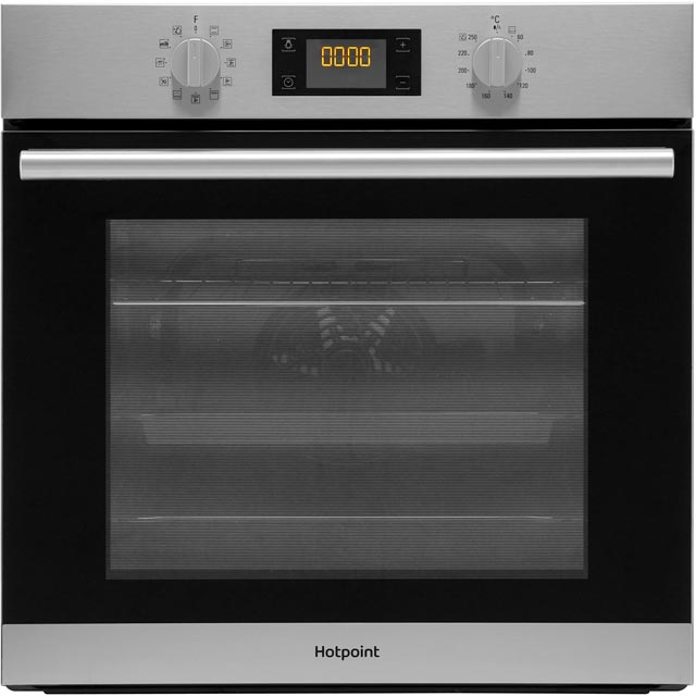 Hotpoint K002930 Built In Single Ovens & Ceramic Hobs - Stainless Steel - K002930_SS - 2