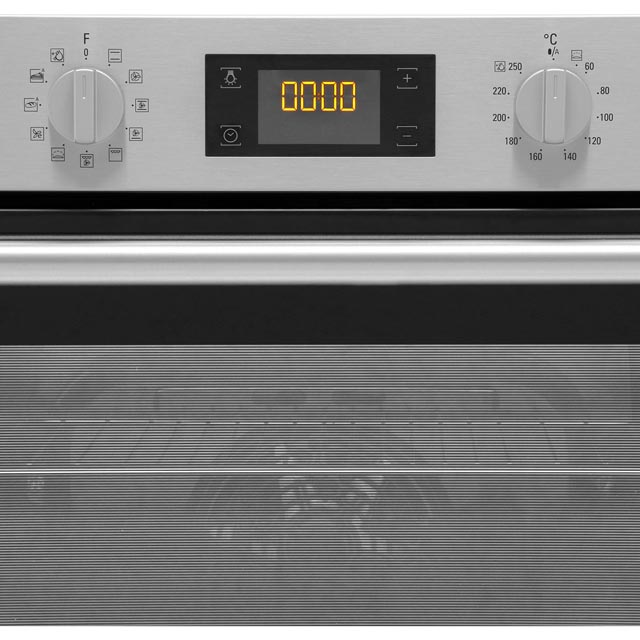 Hotpoint K002930 Built In Single Ovens & Ceramic Hobs - Stainless Steel - K002930_SS - 3