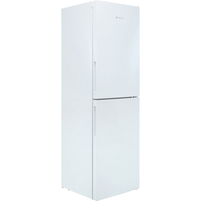Hotpoint Day 1 LAO85FF1IW.1 50/50 Frost Free Fridge Freezer - White - A+ Rated - LAO85FF1IW.1_WH - 1