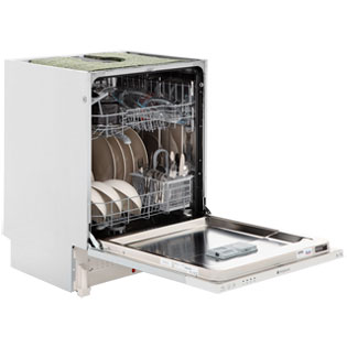 Hotpoint Aquarius LTB4B019 Built In Standard Dishwasher - Grey - LTB4B019_GY - 5