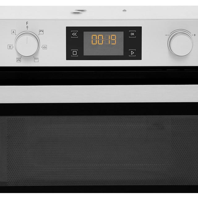 Hotpoint Class 3 MD344IXH Built In Microwave - Stainless Steel - MD344IXH_SS - 2