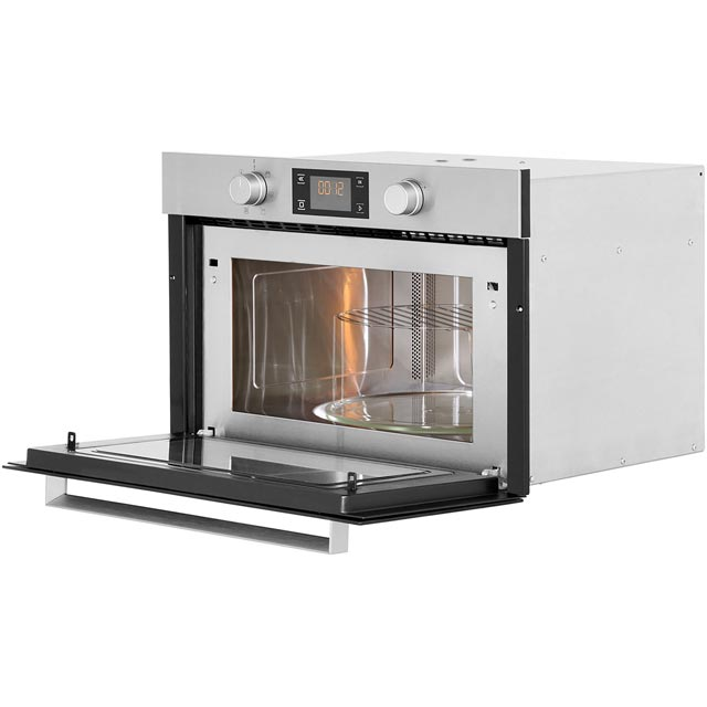 Hotpoint Class 3 MD344IXH Built In Microwave - Stainless Steel - MD344IXH_SS - 4