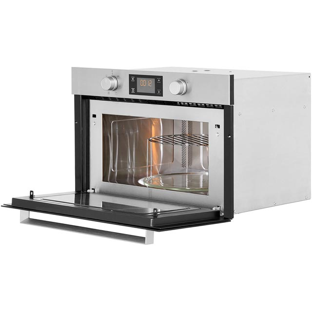 Hotpoint Class 3 MD344IXH Built In Microwave - Stainless Steel - MD344IXH_SS - 5