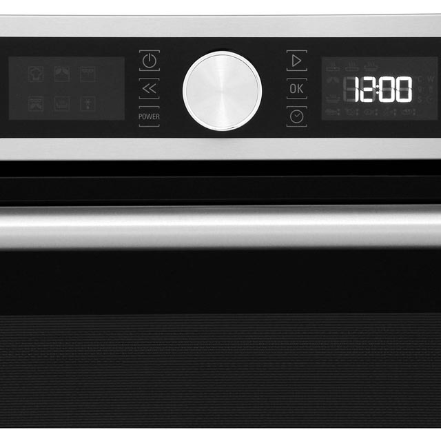 Hotpoint Class 4 MD454IXH Built In Microwave - Stainless Steel - MD454IXH_SS - 2