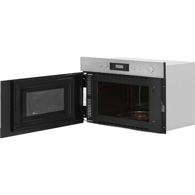 Hotpoint MN314IXH Built In Microwave - Stainless Steel - MN314IXH_SS - 4