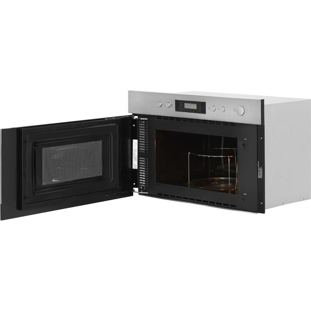 Hotpoint MN314IXH Built In Microwave - Stainless Steel - MN314IXH_SS - 5