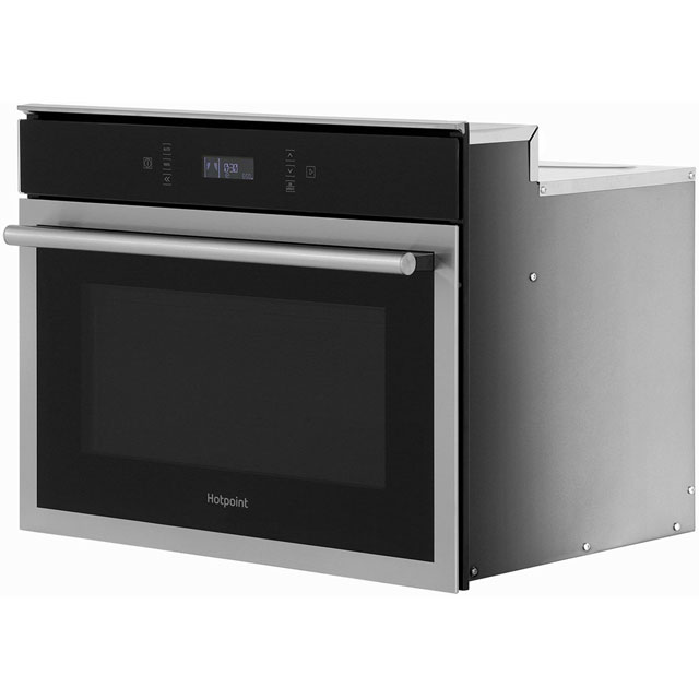 Hotpoint Class 6 MP676IXH Built In Combination Microwave Oven - Stainless Steel - MP676IXH_SS - 3