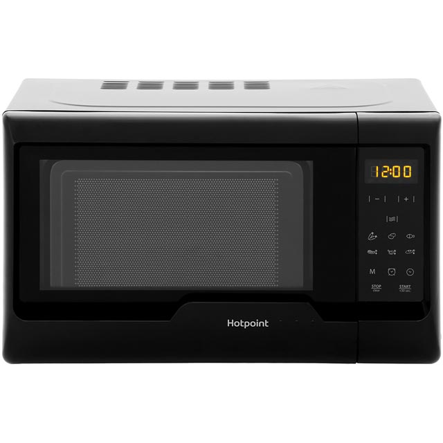 Hotpoint MWH2031MB0 20 Litre Microwave - Black