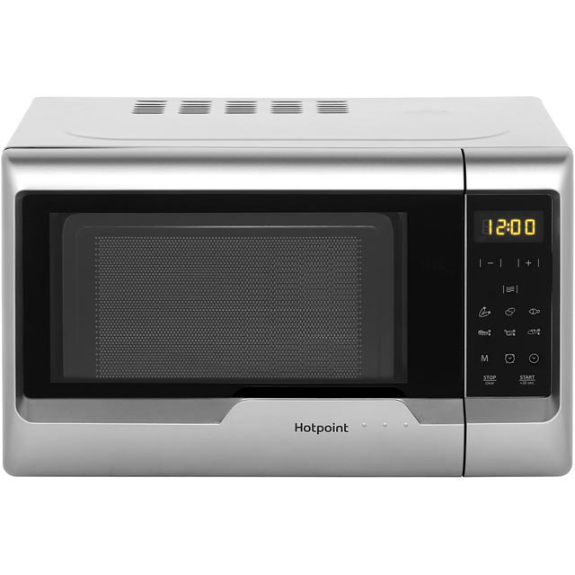 Hotpoint MWH2031MS0 20 Litre Microwave - Silver