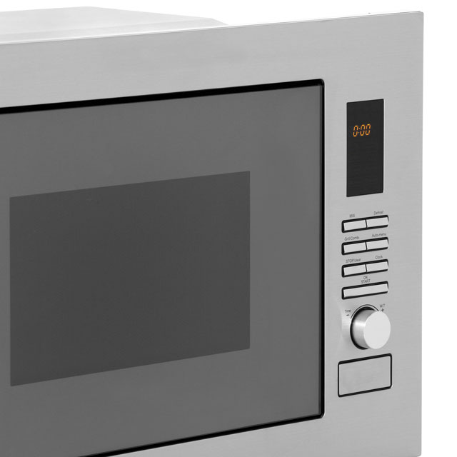Hotpoint Newstyle MWH222.1X Built In Microwave With Grill - Stainless Steel - MWH222.1X_SS - 5