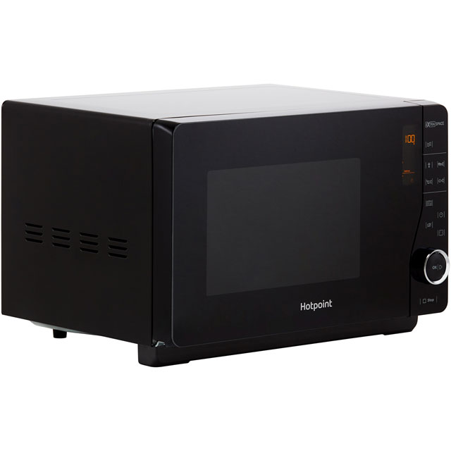 Hotpoint Ultimate Collection MWH2621MB 25 Litre Microwave - Black - MWH2621MB_BK - 3