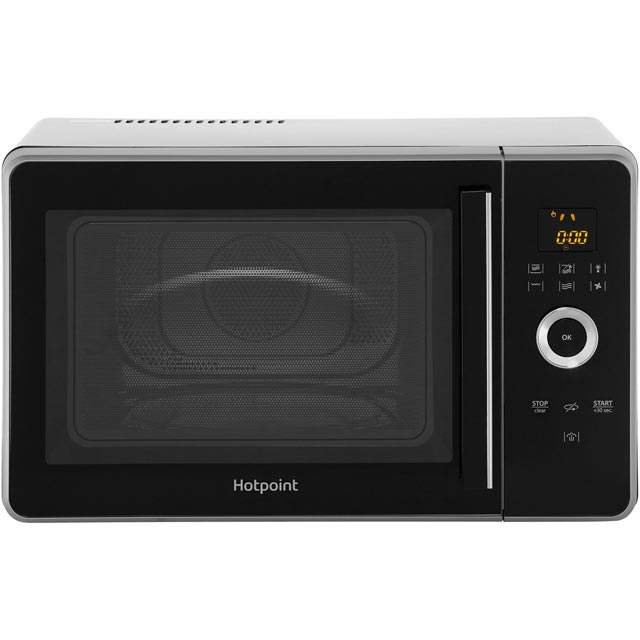Hotpoint Ultimate Collection MWH30243B 30 Litre Combination Microwave Oven - Black