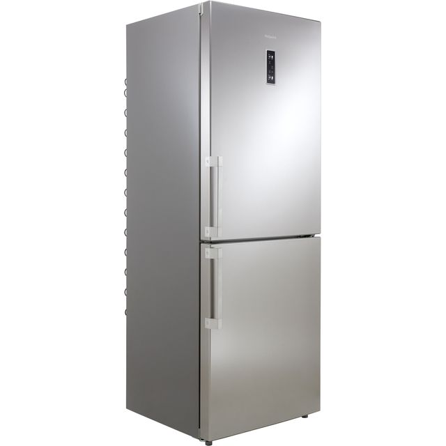 Hotpoint NFFUD191X1 Day 1 450L 195x70cm Freestanding Fridge Freezer - Stainless Steel