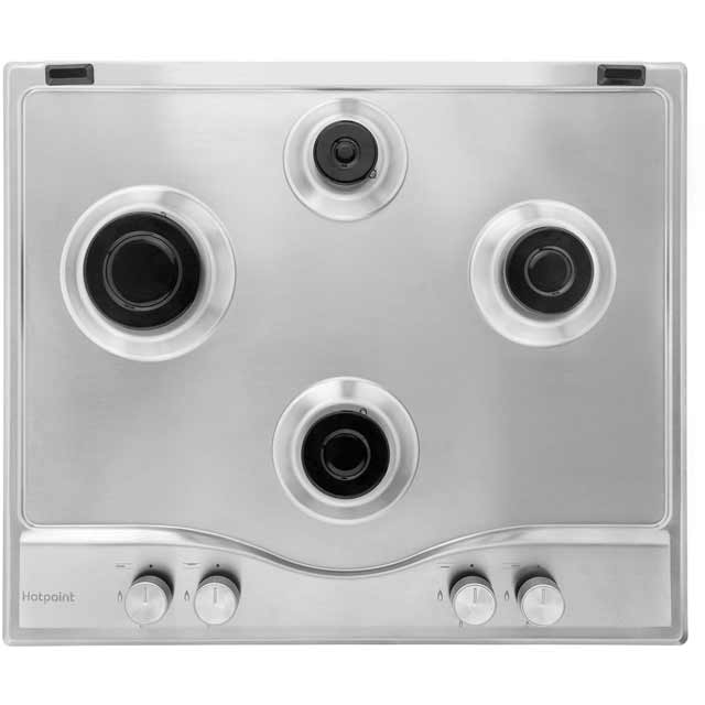 Hotpoint Newstyle PCN642IXH Built In Gas Hob - Stainless Steel - PCN642IXH_SS - 5