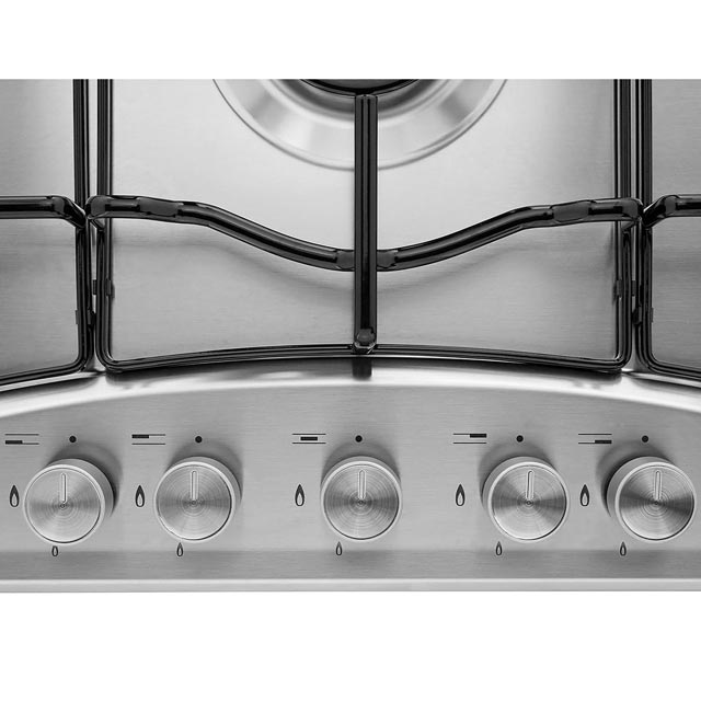 Hotpoint PCN752IX/H Built In Gas Hob - Stainless Steel - PCN752IX/H_SS - 5