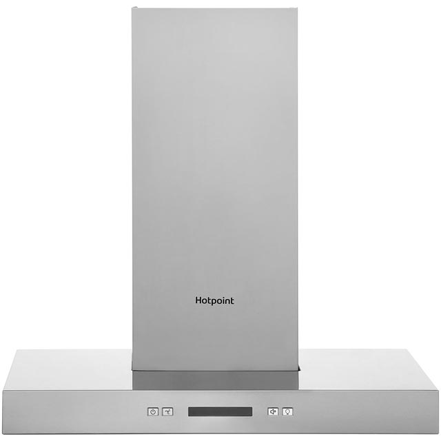 Hotpoint PHBS67FLLIX Integrated Cooker Hood in Stainless Steel