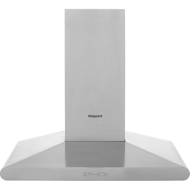 Hotpoint PHC77FLBIX 70 cm Chimney Cooker Hood - Stainless Steel - B Rated - PHC77FLBIX_SS - 1
