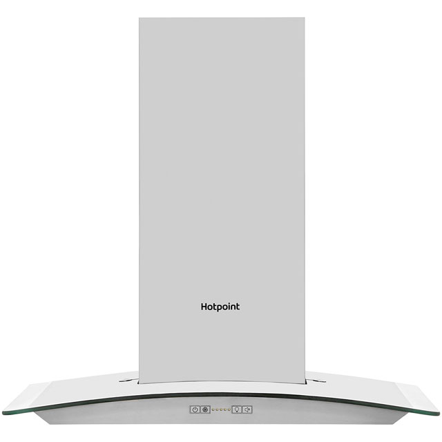 Hotpoint Integrated Cooker Hood in Stainless Steel